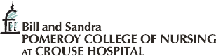 Bill and Sandra Pomeroy College of Nursing at Crouse Hospital