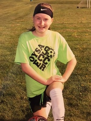 Alexandria Woodward, Crouse Little Fighter