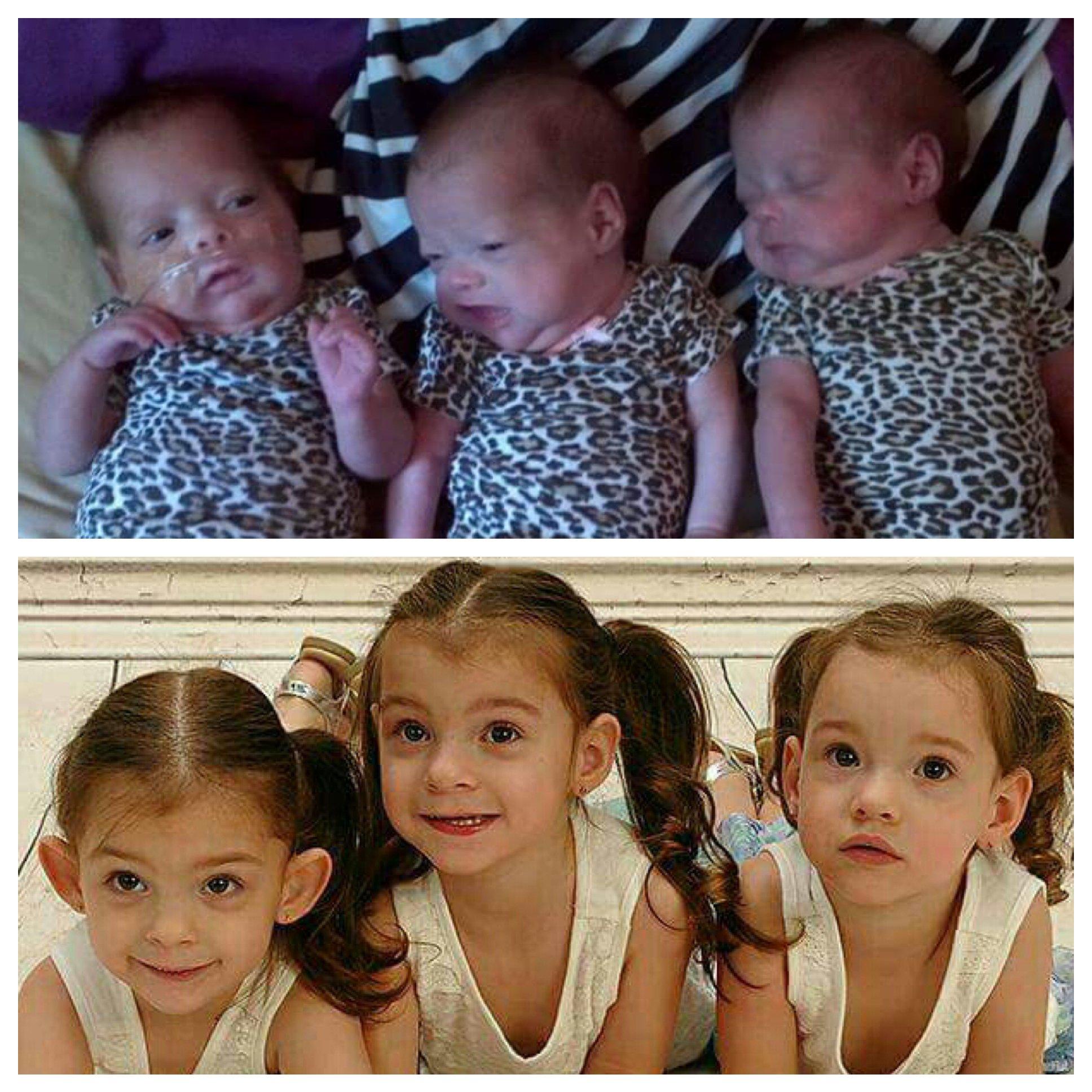 Little Fighter Allen triplets