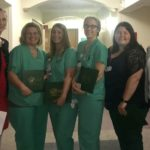 DAISY recipients from Kienzle Family Maternity Center