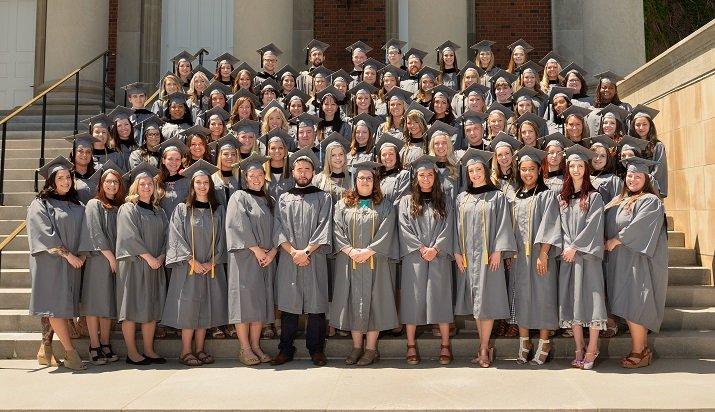 Pomeroy College of Nursing Class of 2018
