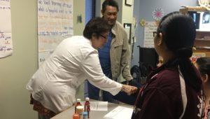 refugee health class