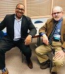 George Kilpatrick & Joel Richman, MD
