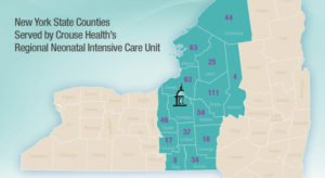 Crouse-NICU-Coverage-Map