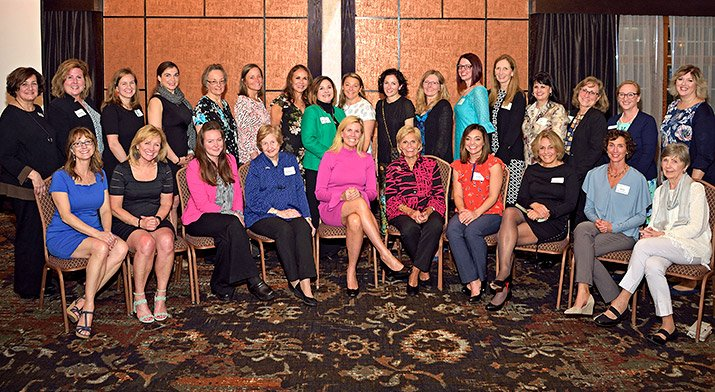 Mothers at Crouse Health Foundation event May 9 2019