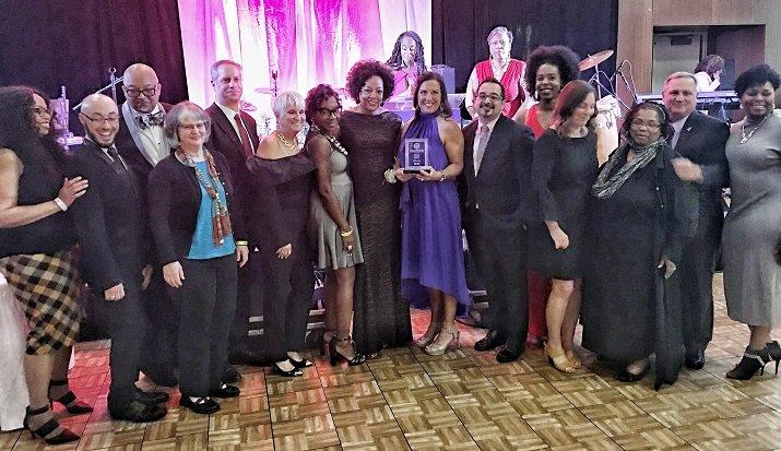 NAACP Dinner and Award