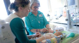 Baker Regional NICU at Crouse Hospital