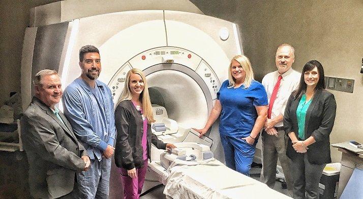New MRI