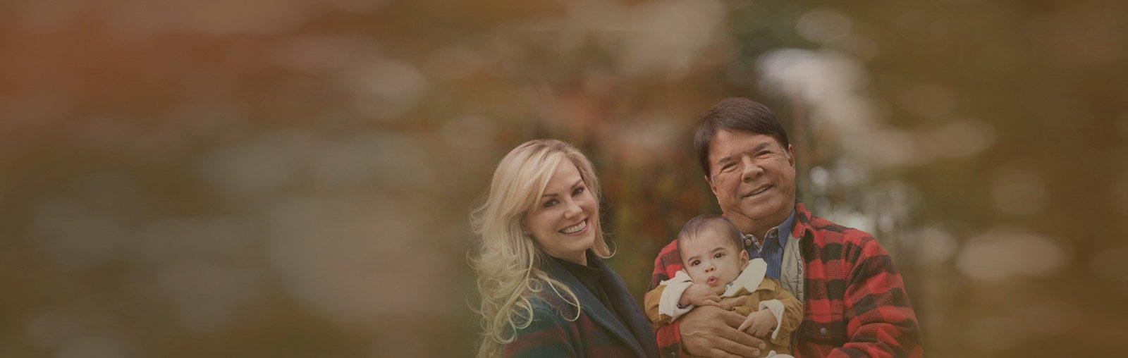Renee, Ray & Riverstone Halbritter