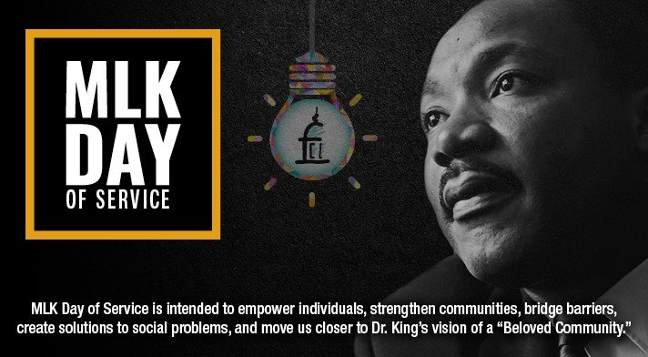 Crouse Celebrates MLK Day