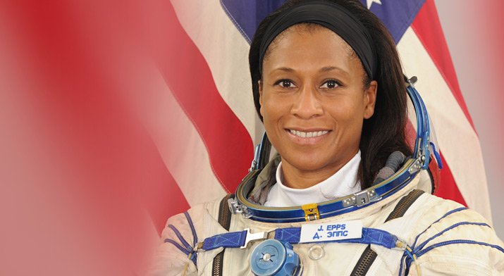 Astronaut Jeanette Epps, Ph.D.