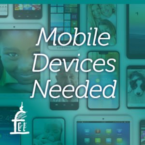 graphic of mobile devices