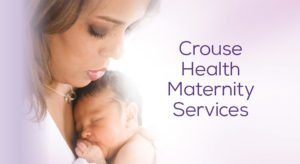 Maternity Services at Crouse