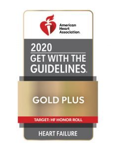 Get with the Guidelines - heart failure logo