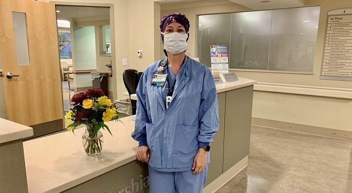 Andrea Hammond, RN