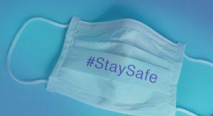 Stay Safe - wear a mask