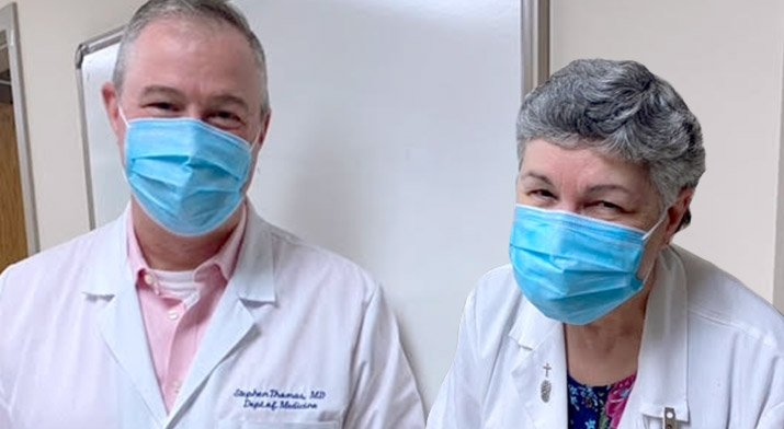 Stephen J. Thomas, MD and Andrea Call, PharmD